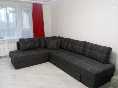 "Угловой диван ""Токио 2Я-3Ф"" Boston 9915"